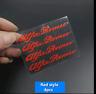 4 stemma Adesivo stickers giulietta alfa romeo 147 mito stelvio giulia 156 pinze