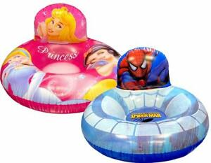 Inflatable Donut Swim Chair Swimming Pool Float Lounger Beach Swimming Float