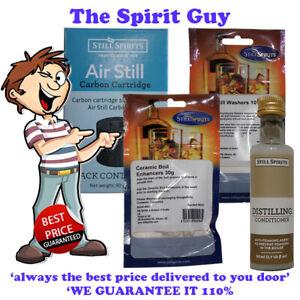 Air Still Consumables Combo Promo @ $21.99 each By Still Spirits