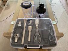 KitchenAid Hand Blender Set 5KHB2571BOB Black Onyx