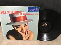 Pat Suzuki: Broadway 59' LP ..RCA VICTOR LPM-1965 from 1959 VG+/ Vinyl Tests VG+