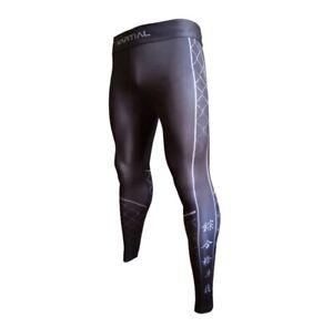compression pants Fight Village Sports Fitness Legging Pants men