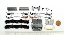 Ersatz-Blendensteckteile Führerstände z.B. für ROCO Diesellok SZD M62 H0 - NEU