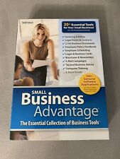 Small Business Advantage a Collection of 20 Essential Business Tools DVD ROM