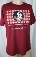 Men Florida State FSU Adidas Shirt Size L large