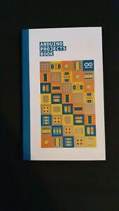 Arduino Project Book, Projektbuch aus dem Starterkit