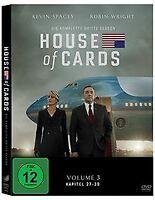 House of Cards - Season 3 [4 DVDs] | DVD | Zustand gut