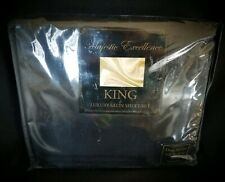 Majestic Excellence King Satin Sheet Set100% Polyester