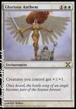 Glorious Anthem // NM // Tenth 10th Edition // engl. // Magic the Gathering