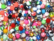 Body piercing all'ombelico con 14g (1,6 mm)