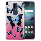 For Nokia 3.1 Plus 2019 (Cricket) 6 inch Bling Gradient Glitter TPU Case Cover
