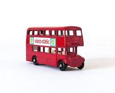 Vintage Lesney Matchbox #5 Routemaster London Bus Regular Wheels XLNT 1965