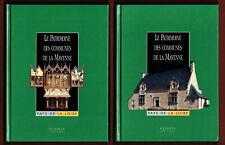 Le Patrimoine des Communes de la Mayenne, 2 tomes, Flohic, TBE