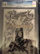 Walking Dead #94 Image Expo Sketch CGC 9.8