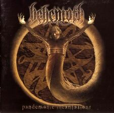 CD BEHEMOTH Pandemonic Incantations