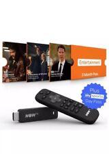 NOW TV BOX Smart Stick, HD 3 Months Entertainment + Sport
