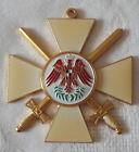 PREUSSEN 1792 - Roter Adler ORDEN KREUZ mit SCHWERTERN - REPLIK - ANSEHEN