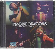 CD / DVD Combo - Imagine Dragons CD NEW Night Vision LIVE SEALED