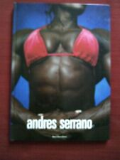 LIBRO BOOK PHOTOS ANDRES SERRANO BIG WOMEN BODY BUILDING paula cooper gallery