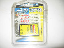 Rechargeable Lithium-ion battery for Digital Camera (Fuji, Pentax, Kodak)