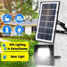 20 LED 10W Solar Power Sensor Motion Light Garden Flood Lamp Security Wall Lamp