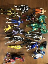 Action Figure Lot Vintage Anime Power Rangers Random Bakugan Toys Game