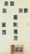 Ceylon lot of duplicated stamps in order with special items        KL1123