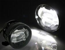 LED Nebelscheinwerfer Set Schwarz/Chrom für Opel Astra H OPC