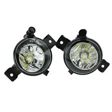 For BMW X5 E70 2011 2012 2013 Fog Lights Lamps LED Bulb 63177224643 63177224644