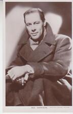Rex Harrison Movie Star Postcard