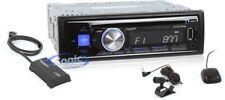 ALPINE Single-DIN Bluetooth Car Stereo With SiriusXM Tuner!  CDE-SXM145BT