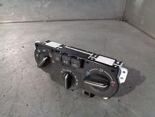 Subaru Impreza WRX Turbo newage UK 2001-2005 heater climate control unit