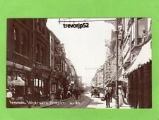 Westgate Street Ipswich Shop Tram lines unused RP pc   Ref B182