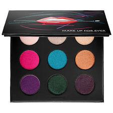 MakeUp Forever Artist Palette Volume 2 ARTISTIC 9 Eyeshadows New Full Size