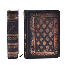 Vintage Journal Diary Notebook Leather Blank Sketchbook Paper Hard Cover ESUS