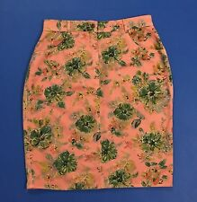 New penny mini gonna vintage retro minigonna sexy floreale 48 skirt studs T1591