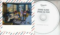 GRAND BLANC Image Au Mur 2018 French 12-track promo CD