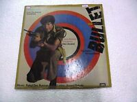 BULLET RD R.D.BURMAN 1976 funk break psych RARE LP RECORD OST orig BOLLYWOOD VG