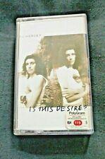 PJ Harvey - Is This Desire - Vintage Music Cassette