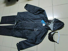 Heavy RAIN- ZEEL BLUE Colour Rain Suit A Coat & A Pant For Men- Size-3XL