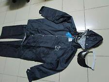 BRANDED ZEEL BLUE Colour Rain Suit A Coat & A Pant For Men- Size-3XL