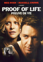 Proof of Life (DVD, 2001) Bilingual FREE SHIPPING IN CANADA
