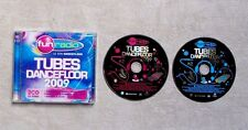 "CD AUDIO  MUSIQUE/ FUN RADIO ""TUBES DANCEFLOOR 2009"" 37T 2 X CD COMPILATION"