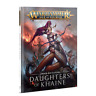>>  Battletome Daughters of Khaine Book 2021 Warhammer AOS Age of Sigmar NIB!
