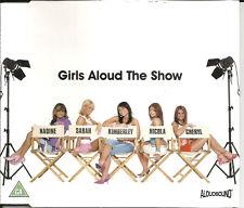 GIRLS ALOUD Show w/ Jump FLIP & FILL REMIX Europe CD Single SEALED USA seller