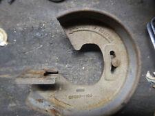 Older Craftsman 6 Grinding Grinder Arbor Right Side Tool Rest Cast Iron Guard