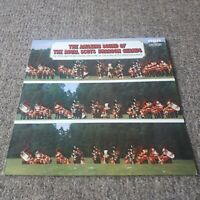 The Amazing Sound Of The Royal Scots Dragoon Guards - Vinyl Record LP Album