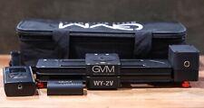 GVM WY-2V Motorized Camera Slider