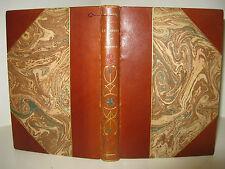 MAURICE BARRES JARDIN BERENICE 1912 RELIURE SIGNEE FLAMMARION / Rives CRES