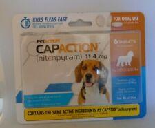 Petaction Capaction (Nitepyram)11.4 Mg 6 Tablets Dogs 2-25 Lbs